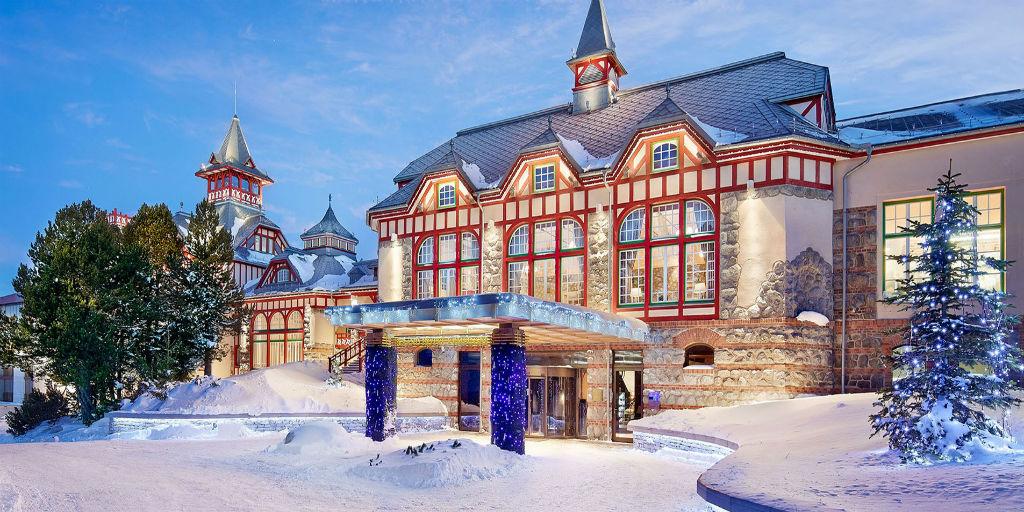 Escapada en las montañas: el Grand Hotel Kempinski High Tatras de Eslovaquia