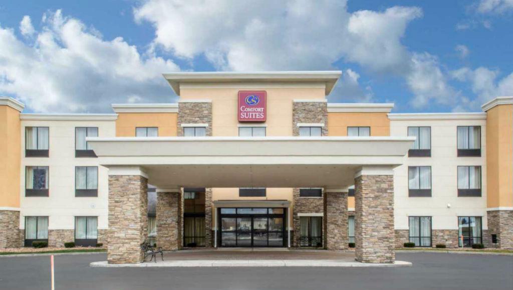 The story of Comfort hotel's $2.5 billion rebranding across United States [Infographic]