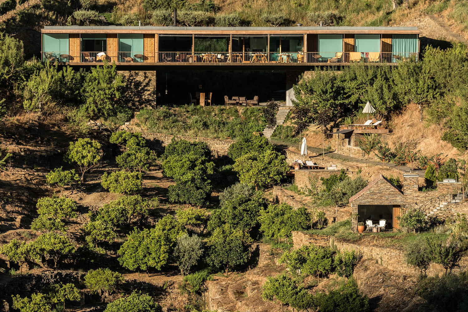 Spectacular hotel in Portugal offers a contemporary take on agritourism