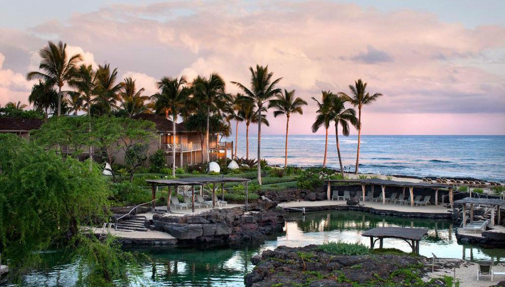 Four Seasons Resort Hualalai nombrado como el mejor hotel en Estados Unidos