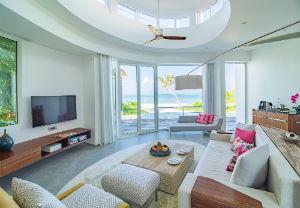 LUX NMA BeachVilla Lounge
