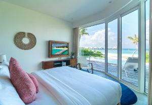 LUX NMA Beachvilla Bedroom