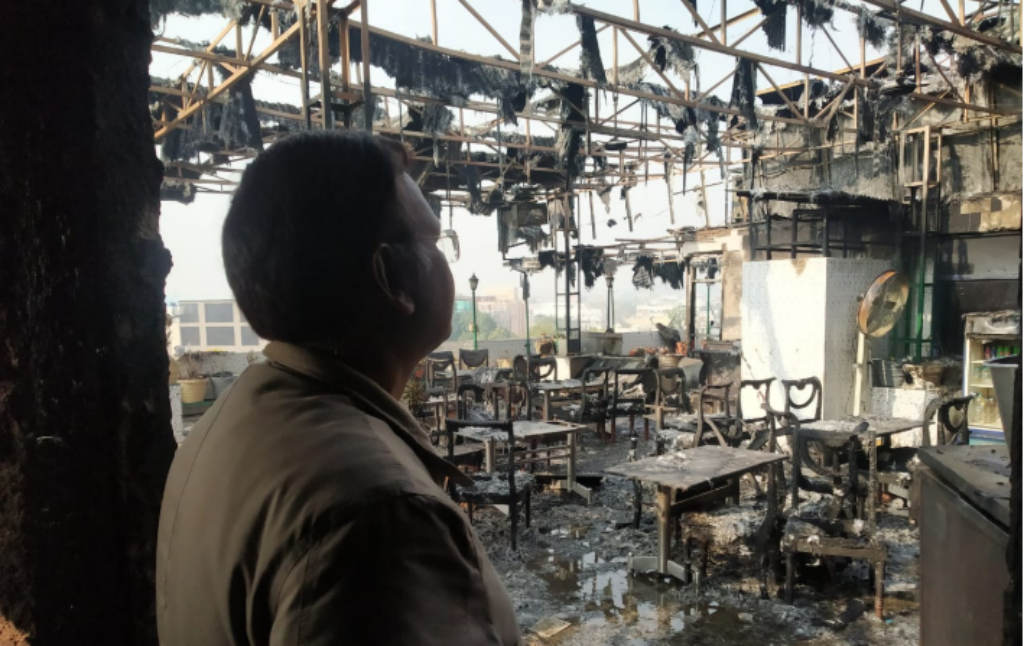 Death toll in India hotel fire climbs to 17