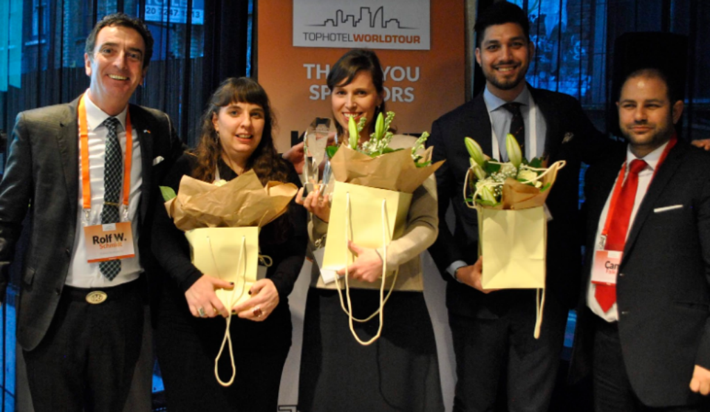 Archiveda magic: Ines Klemm wins Creative Spark award in London [Video]