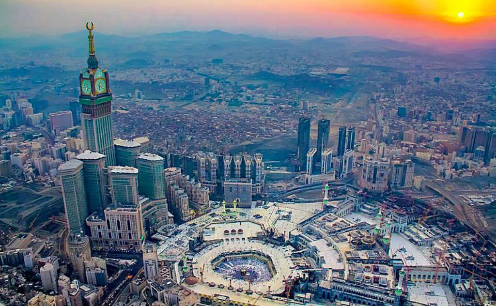 Makkah set to get the world's biggest Crowne Plaza Hotel