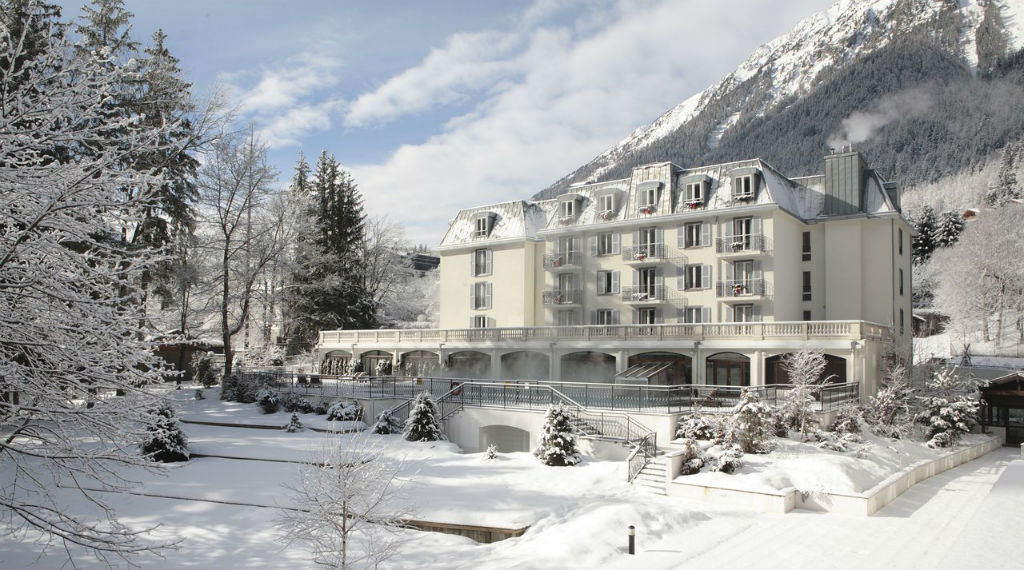 Party hotel: Famous French apres-ski haunt La Folie Douce dips its toes into hospitality