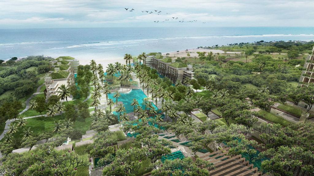 Diseños sensacionales: nueva propiedad de Kempinski abre en Bali