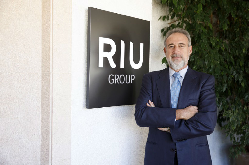 Big ambition: RIU CEO Luis Riu outlines bold plans for Spanish hotel chain in 2019 [Video]
