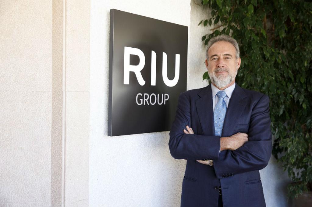 El CEO de RIU, Luis Riu, detalla los emocionantes planes para la cadena hotelera española en 2019 [video]
