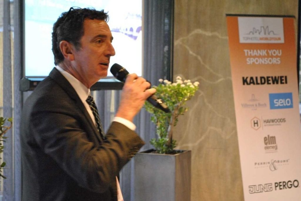 1,500 projects in booming European hotel pipeline: Rolf W. Schmidt [Download presentation]