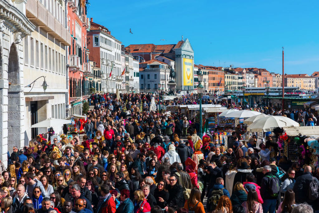 Saturation point: Why some European hotspots are trying to keep tourists away