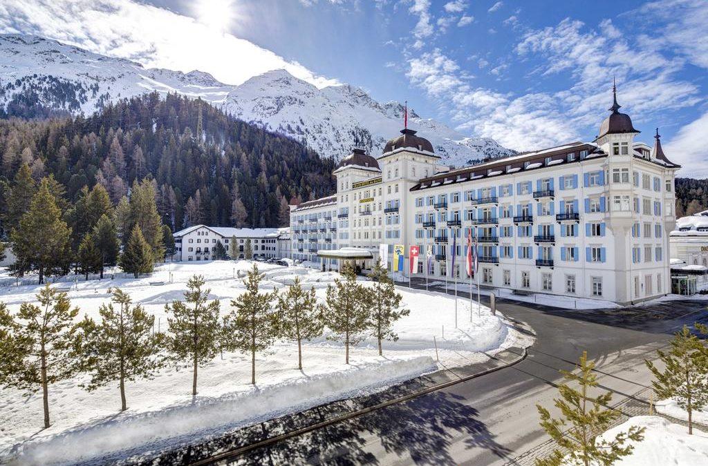 Winter fairytale comes to life at Grand Hotel des Bains Kempinski St. Moritz