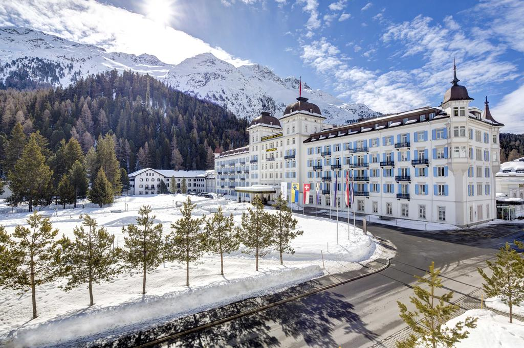 Winter fairytale comes to life at Grand Hotel des Bains Kempinski St. Moritz