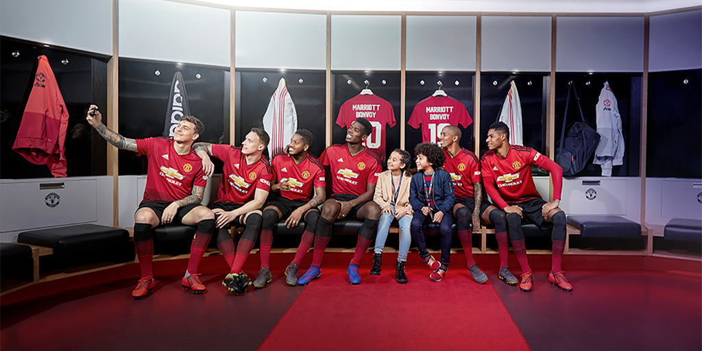 New partnership: Manchester United & Marriott launch joint loyalty initiative