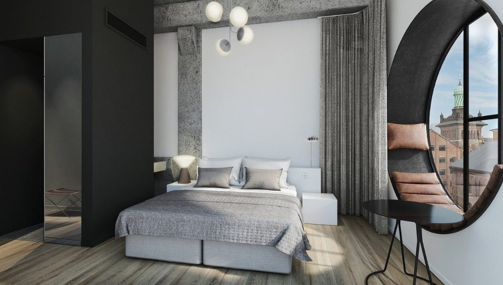 Hospitality revolution: the first-ever self-cleaning hotel rooms