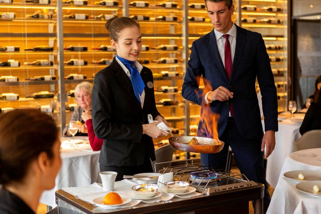 Le Berceau des Sens: el primer restaurante de entrenamiento en ganar una estrella Michelin