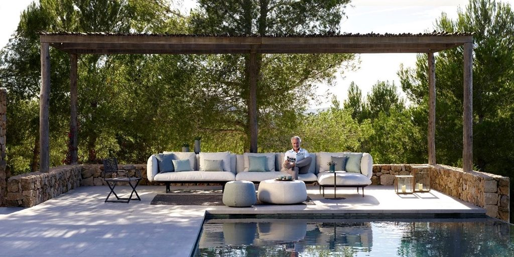 Tribù's 2019 collection sets the scene for relaxed and sophisticated outdoor living
