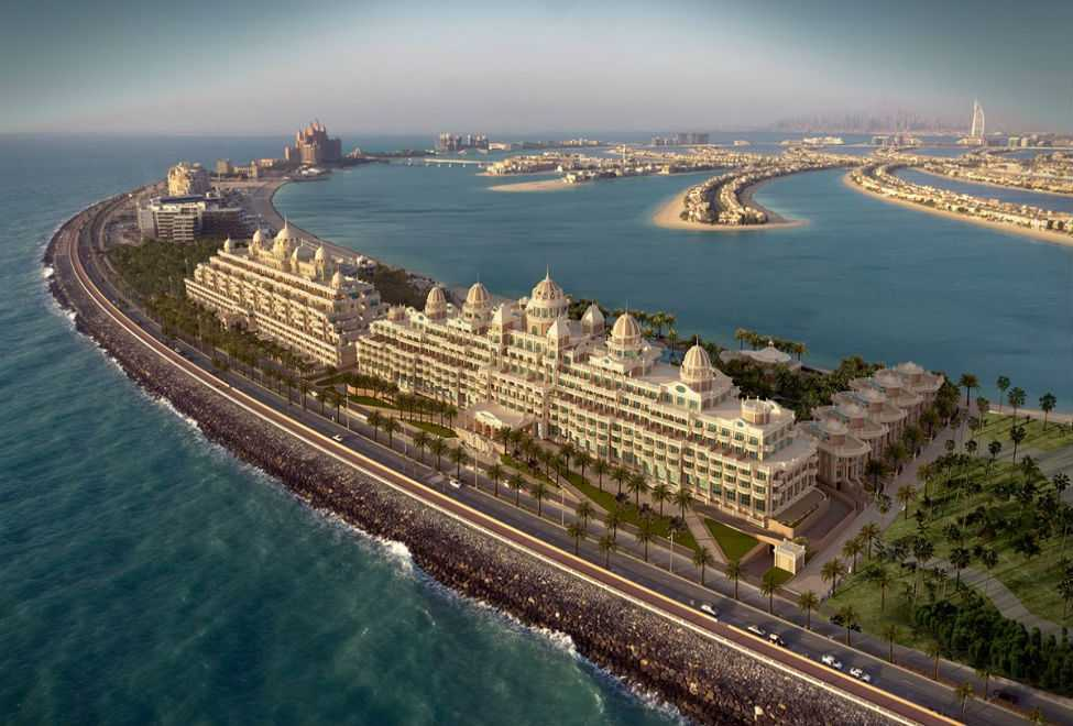 Emerald Palace Kempinski Dubai declared most anticipated hotel opening [Video]