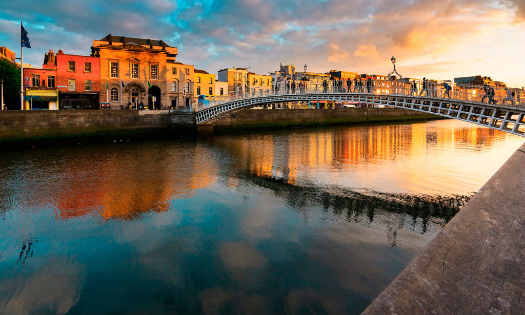 Luck of the Irish?: Dublin shows booming hotel construction [Infographic]