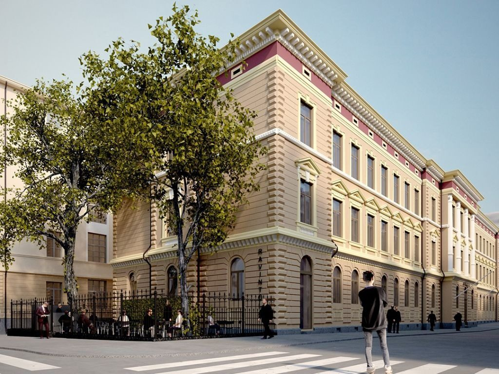 Ruby Hotels to break into the Nordics with debut property [Construction Report]
