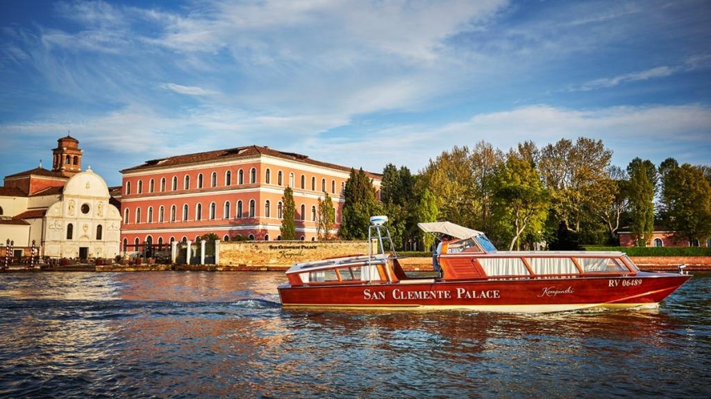 San Clemente Palace Kempinski Venice abre para el verano 2019 [video]