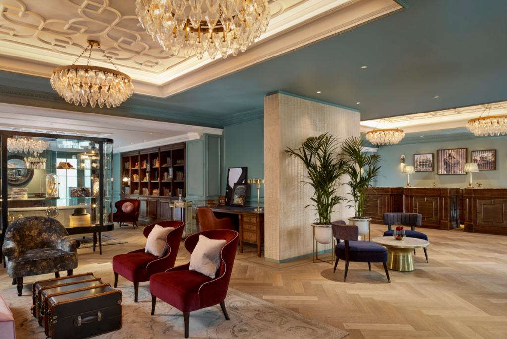100 Queen's Gate London reopens after two years to join Curio Collection