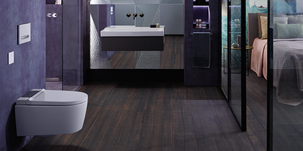 The new Geberit AquaClean Sela: That feeling of freshness for your hotel guests
