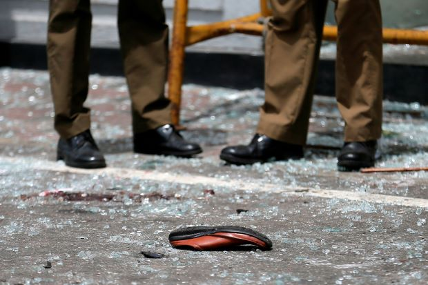 Sri Lanka reels from dastardly Easter Sunday terror attacks on churches, hotels