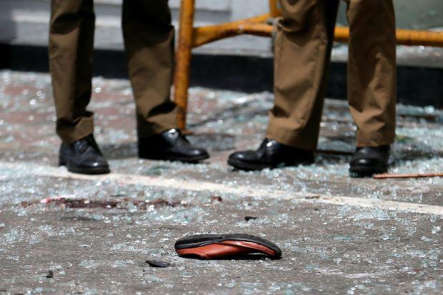 Sri Lanka reels from dastardly Easter Sunday terror attacks on churches, hotels