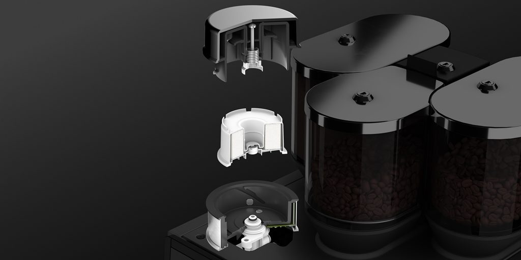 With WMF, choosing either coffee specialities or fresh filtered coffee is a thing of the past
