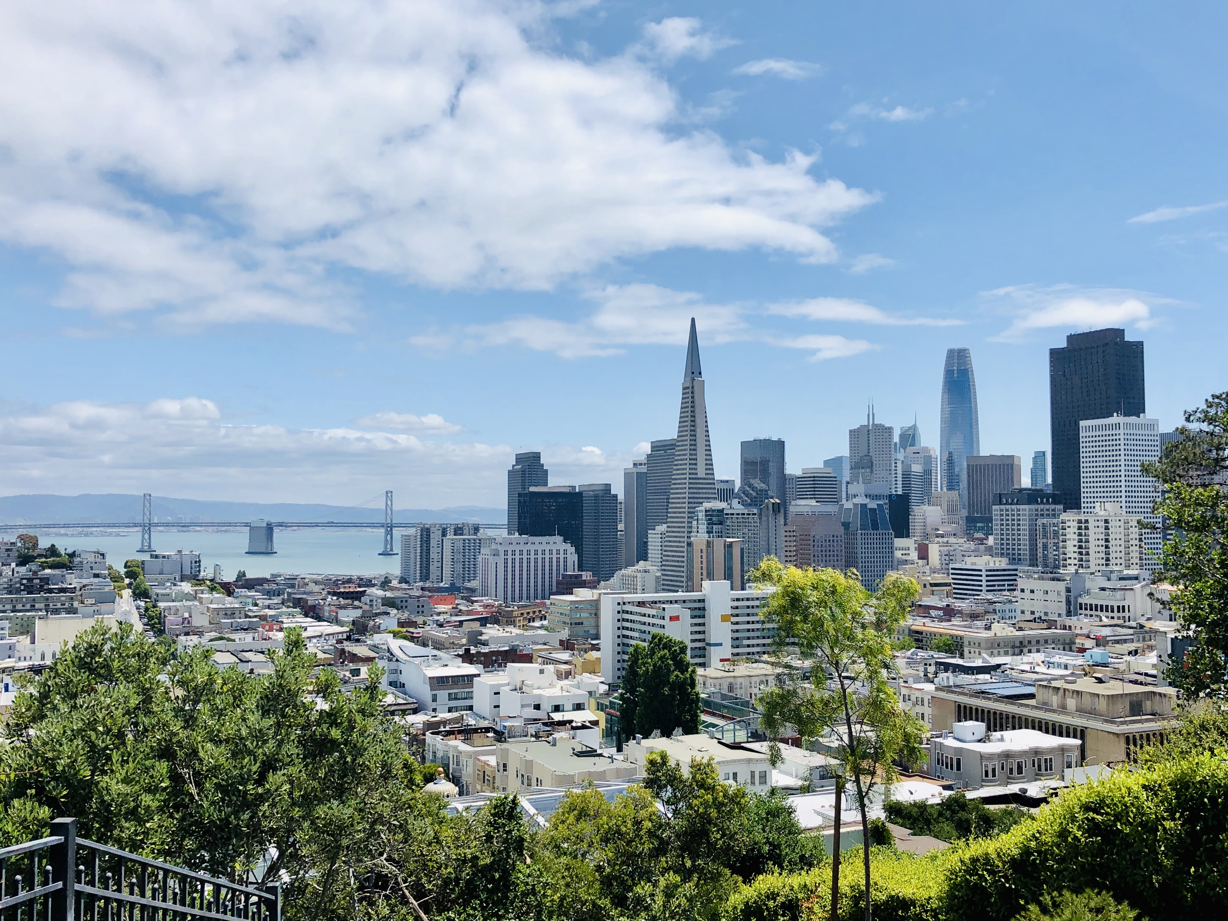 San Francisco undergoes amazing hotel boom [Download construction report]