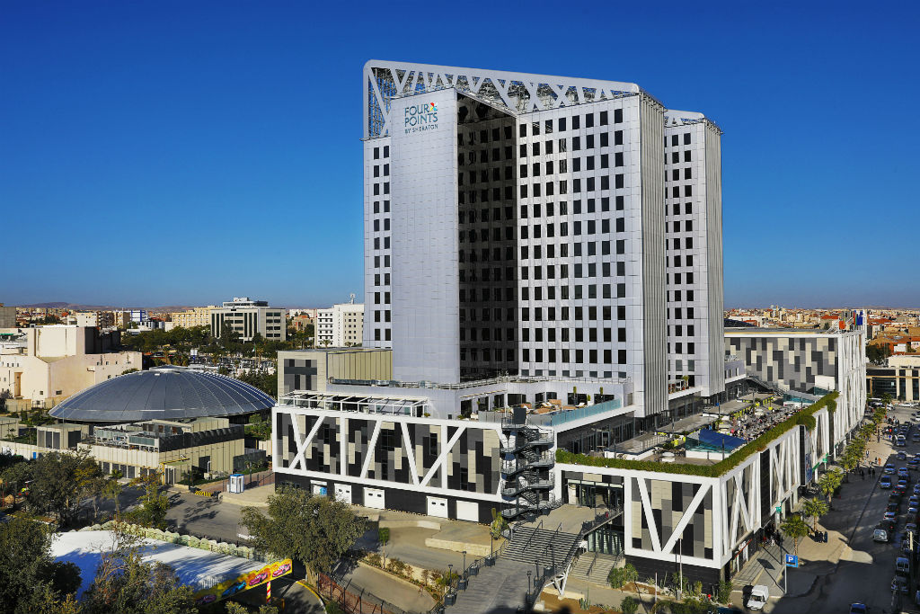 New Sheraton property to bring signature Four Points service to Setif, Algeria [Infographic]