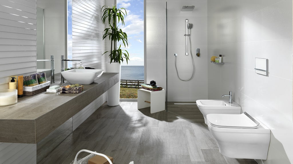 Noken Porcelanosa Bathrooms: the design which improves your quality of life