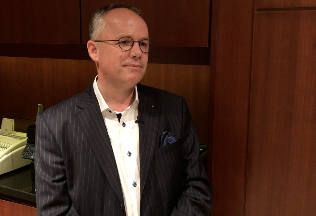 Be authentic, not an actor, in sales: Sebastian Noack [Video]