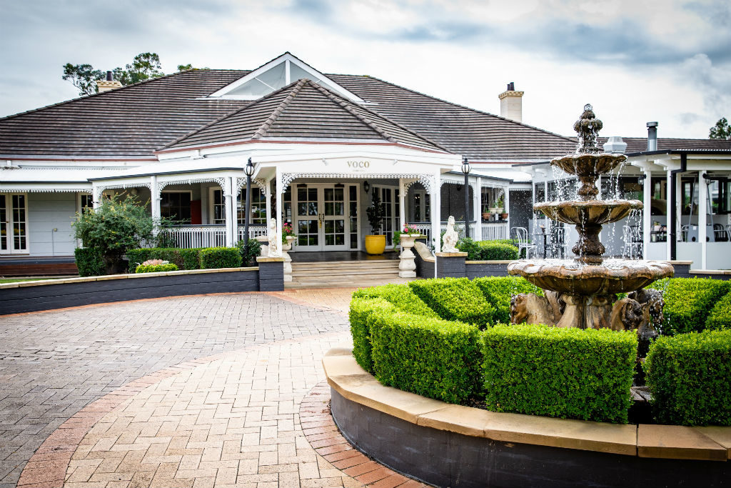 voco Kirkton Park Hunter Valley opens after rebranding by IHG