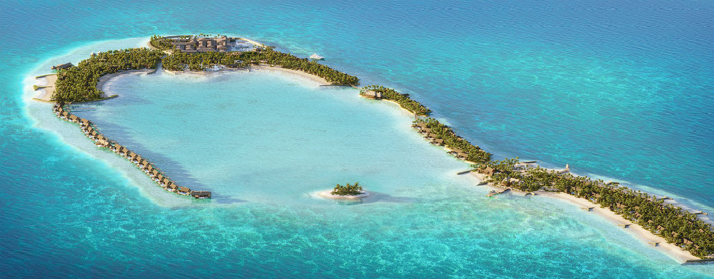 Newest Waldorf Astoria resort to span three islands in the Maldives