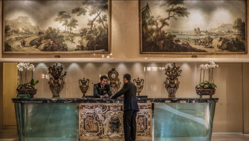 Jet lagged? Waldorf Astoria & Resort Rome Cavalieri have a cure for you