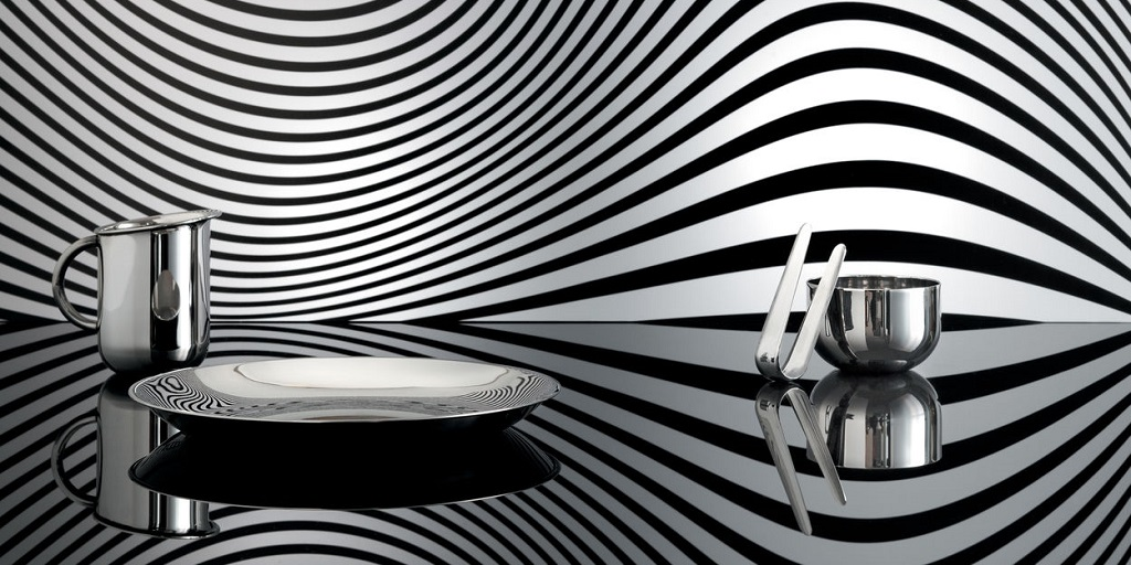 Alessi, almost a century spent between Art, Poetry and Technique,  celebrates 100 years of Bauhaus