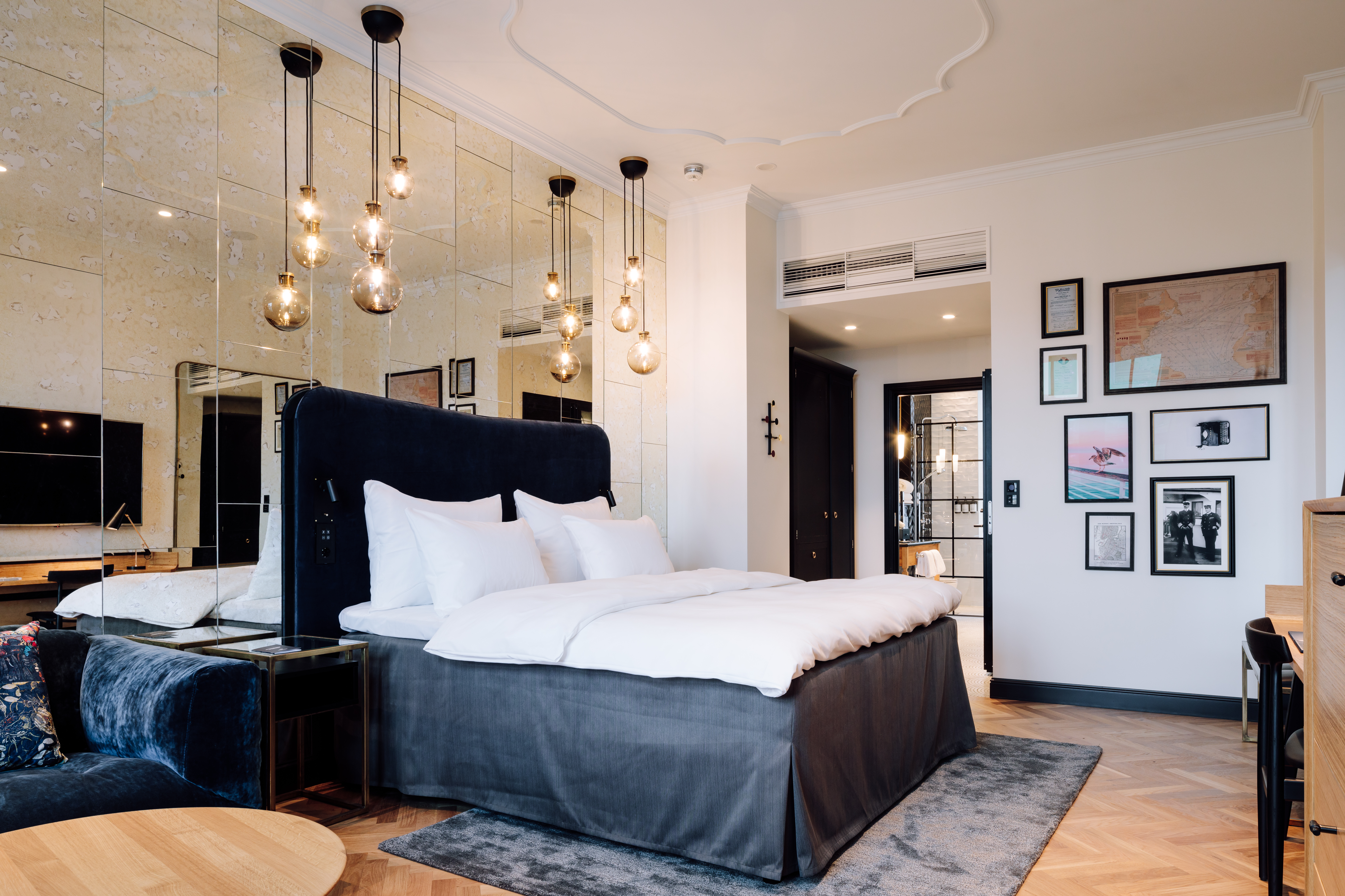 Hilding Anders supplied beds to one of Oslo's most hyped hotels