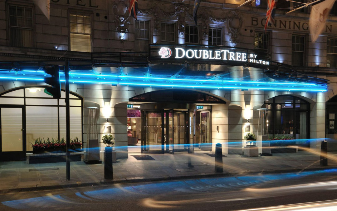 DoubleTree by Hilton continues to add hotels to its UK portfolio