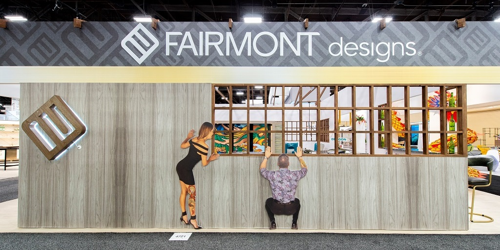 Fairmont Designs at HD EXPO