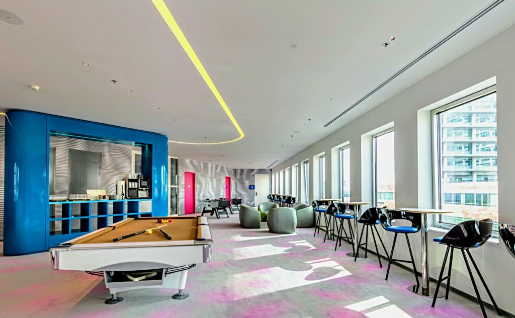 Ven Global has caught onto the rise of the new businesses model revolving around the need for flexible work spaces, supplying different type of properties