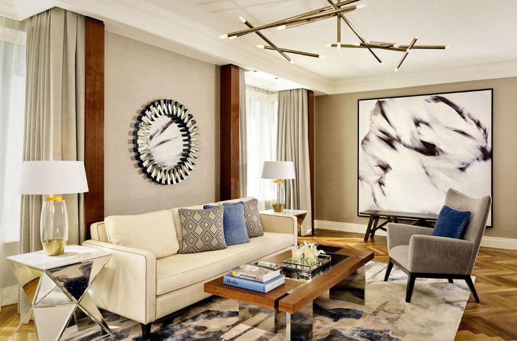 Ritz Carlton, Berlín vuelve a abrir con un verdadero estilo de los años 20 luego de una renovación de 40 millones de euros