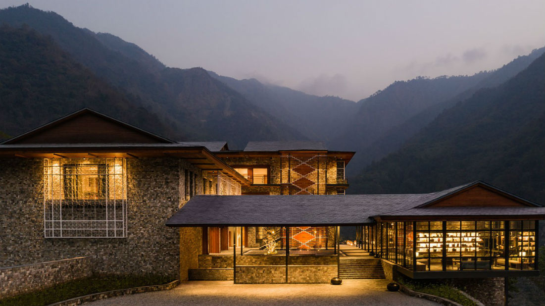 Taj unveils stunning 76-room resort property in Rishikesh