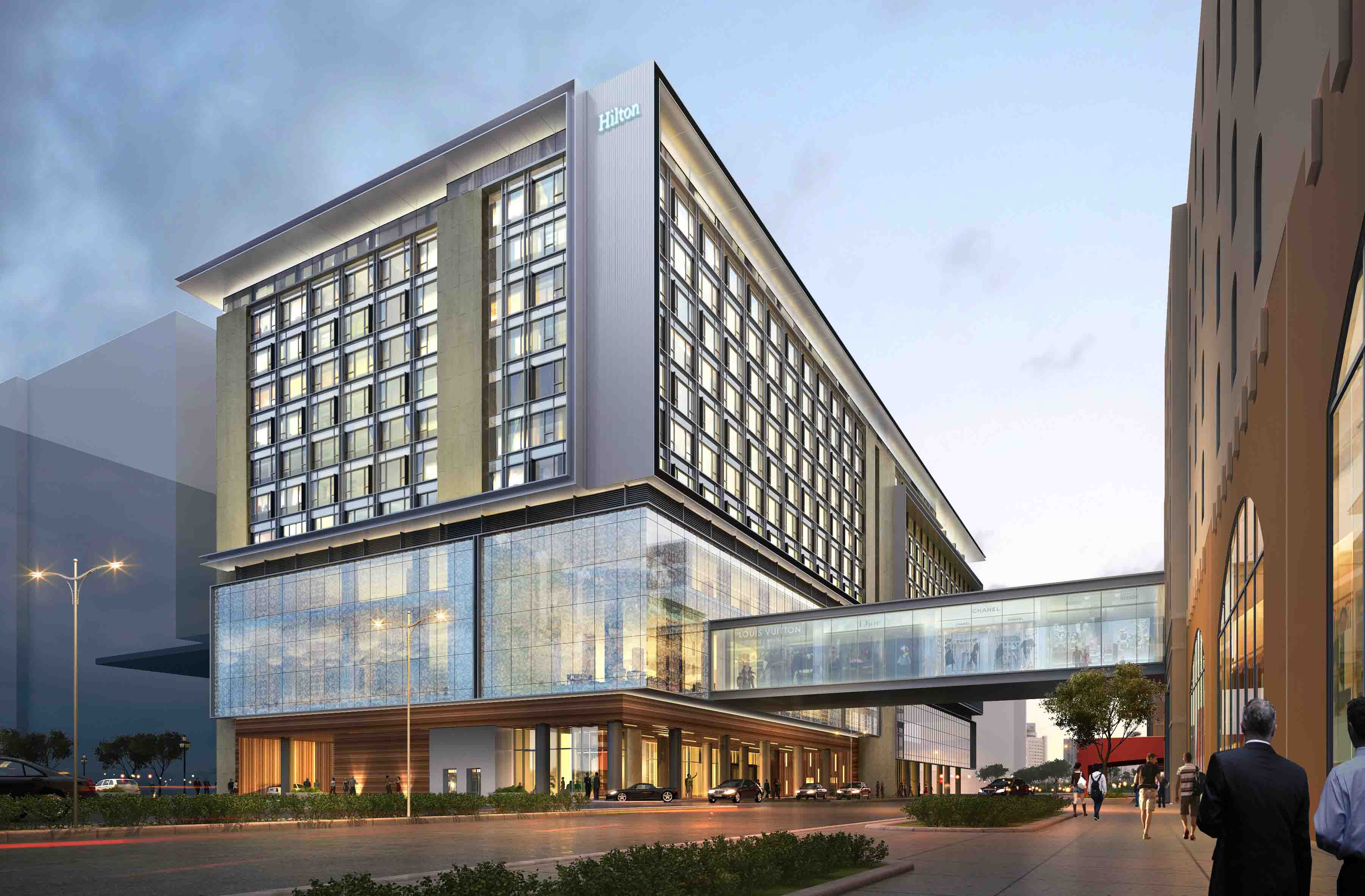 Launch of Hilton Manila reaffirms brand's presence in the Philippines