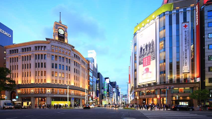 Karaksa Hotels lanzó la primera propiedad en el distrito central de Ginza en Tokio