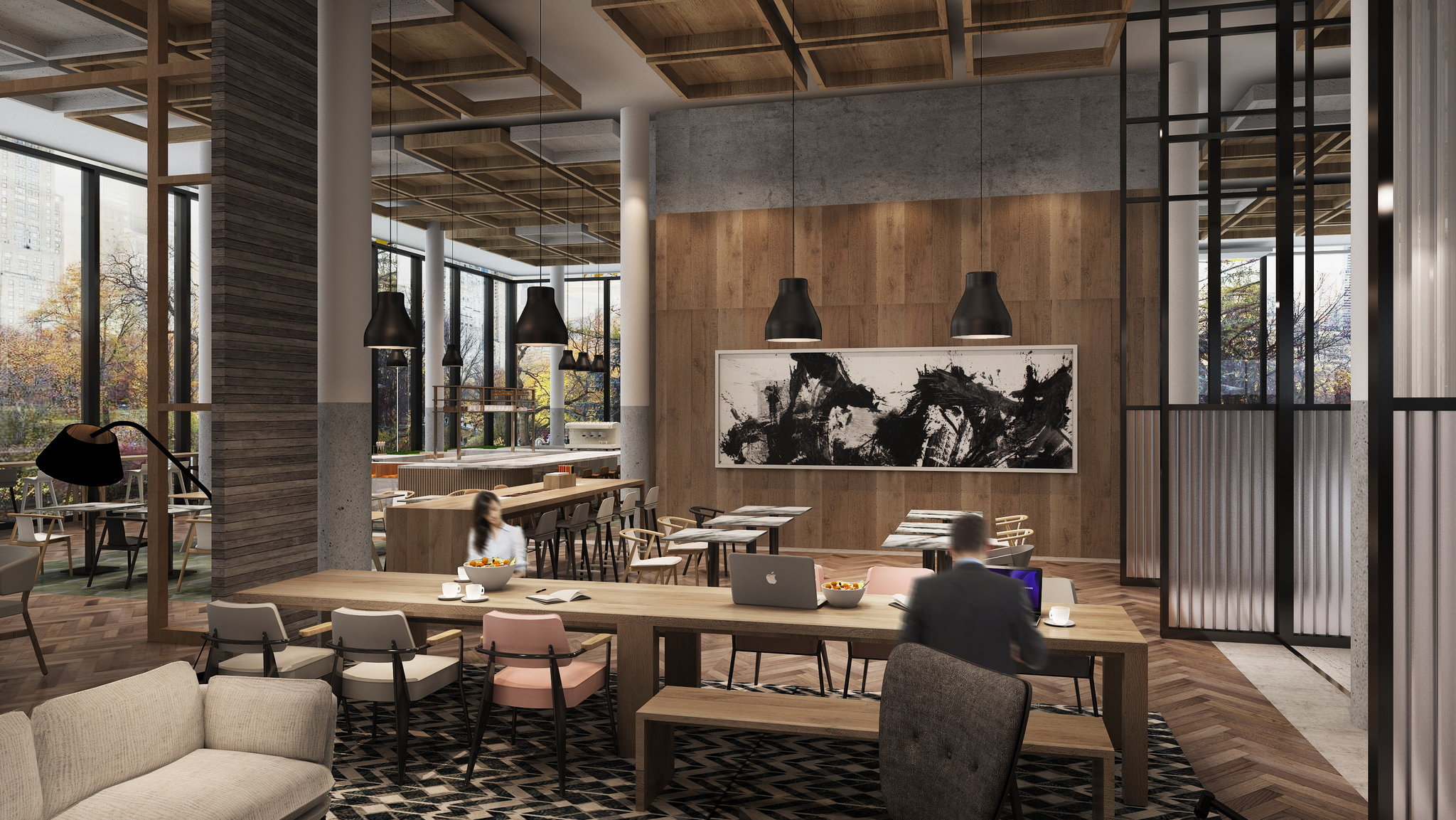 Sheraton Grand Phoenix at the frontline of brand's overhaul