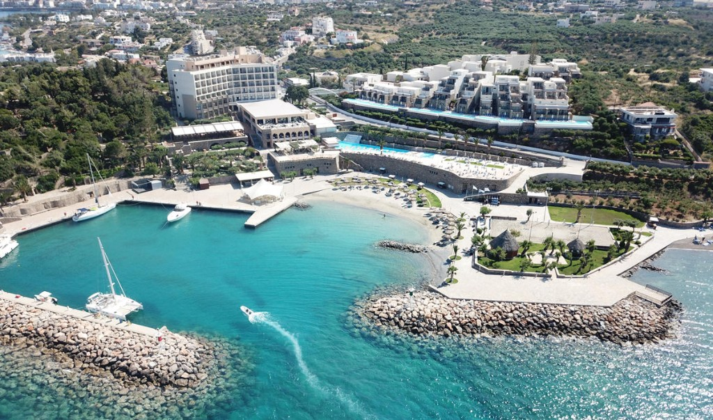 Wyndham Grand Crete Mirabello Bay celebrates its opening