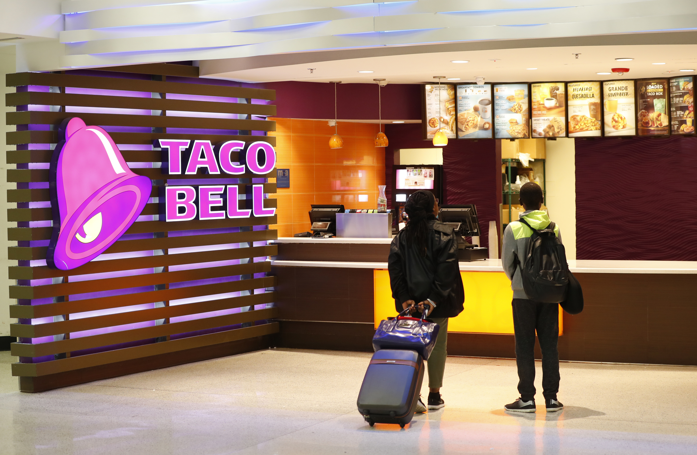 No, seriously. Who wants to check into the Taco Bell hotel?