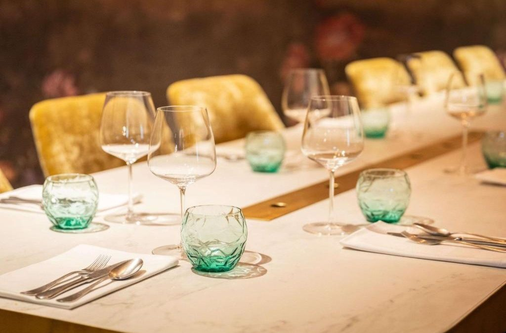 Restaurant Apron wins Austrian Interior Design Award